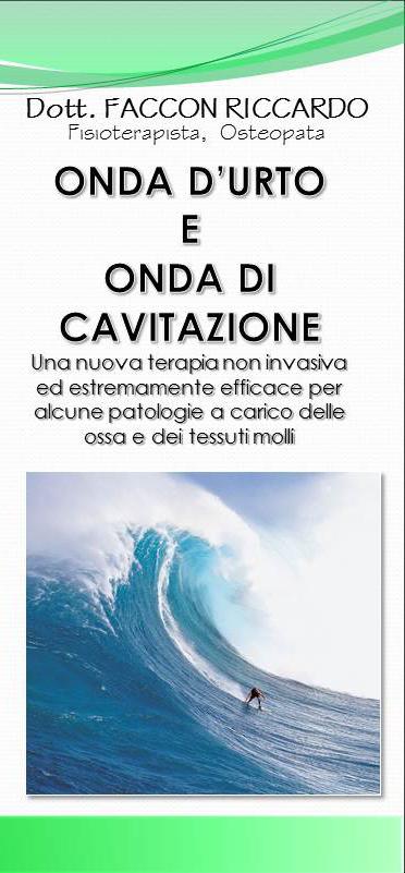 onda d'urto e onda di cavitazione