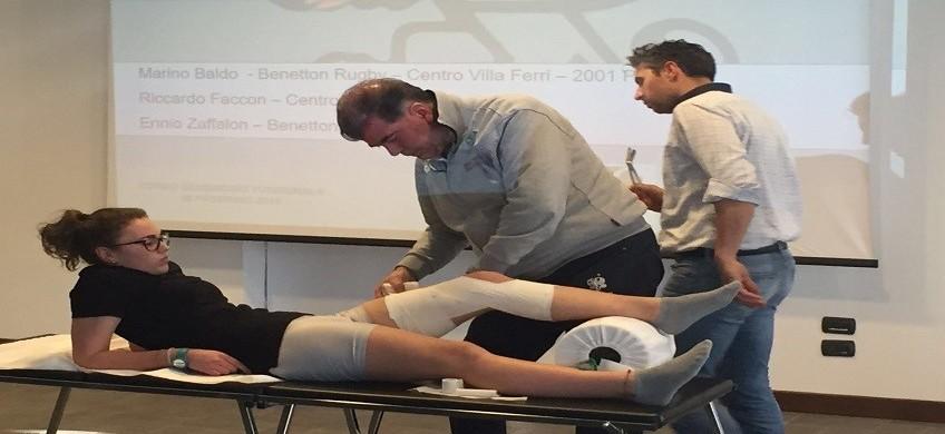 Il Dott. Riccardo Faccon Docente alla Benetton Treviso