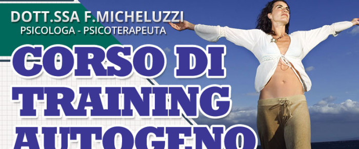 Corsi di Training Autogeno 2015/16