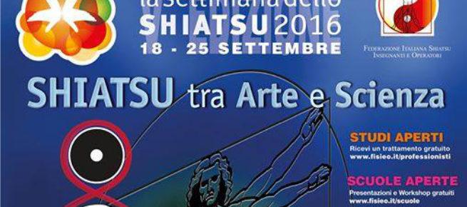 La settimana dello Shiatsu – Gratis il 21 Settembre